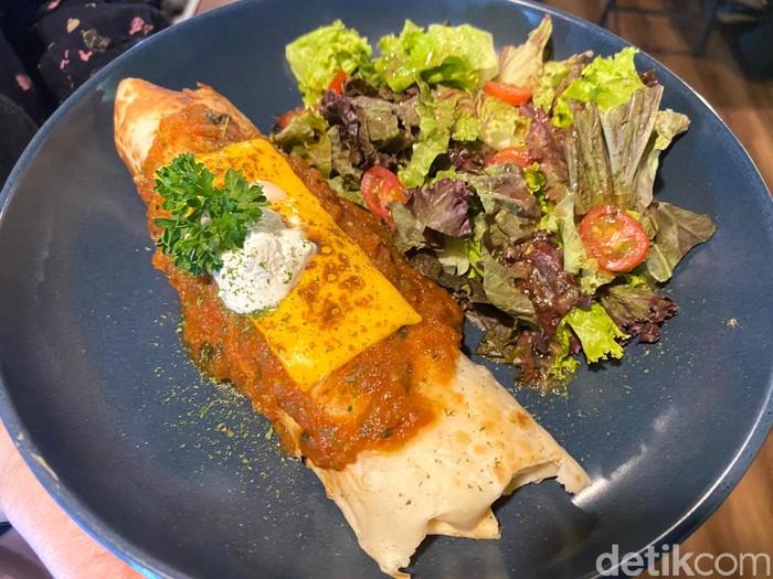 Bottlenose Shack : Nongkrong Ditemani Gouda Taco Enchiladas ala Meksiko