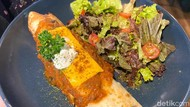 Bottlenose Shack: Nongkrong Ditemani Gouda Taco Enchiladas ala Meksiko