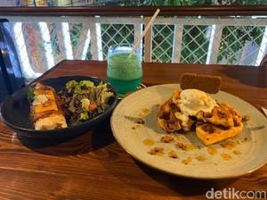 Kuliner ala Meksiko di Bottlenose Shack