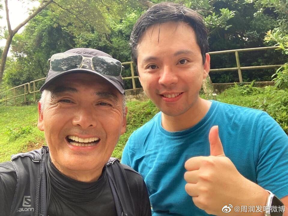 Chow Yun Fat bersama Fans
