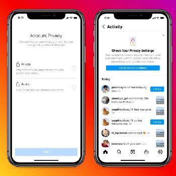 Fitur keamanan baru Instagram untuk pengguna remaja