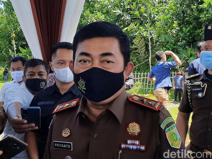 Kepala Kejaksaan Tinggi Jawa Tengah, Priyanto, Rabu (17/3/2021).