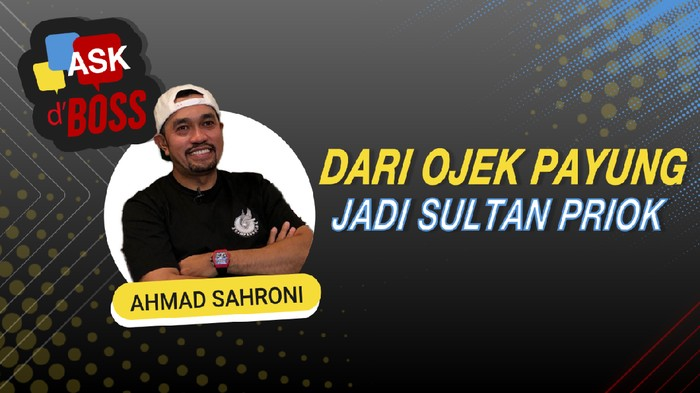 Ahmad Sahroni, berbagi cerita soal dirinya yang diberi julukan Sultan Priok. Mantan ojek payung yang akhirnya menjadi anggota DPR Komisi III ini pun membagikan kisahnya. Tonton selengkapnya dalam video berikut ini.