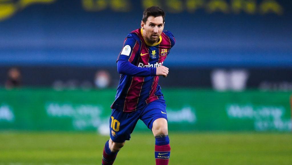 Bukti Lionel Messi adalah Segala-galanya di Barcelona