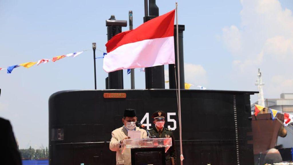 Nama Kapal Selam Buatan Dalam Negeri KRI Alugoro-405 Diambil dari Pewayangan