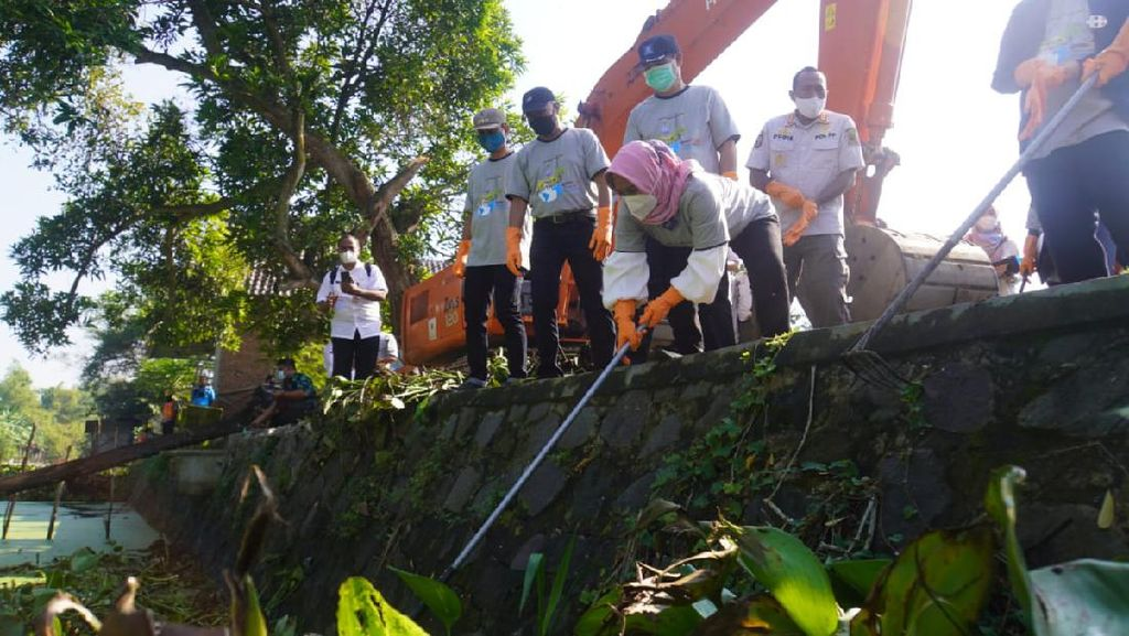 Jadi Ikon Baru Mojokerto, Wisata Bahari Majapahit Dibangun Tahun Ini