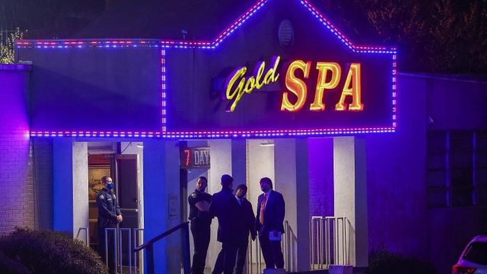 Penembakan brutal di Atlanta, AS: Perempuan keturunan Asia termasuk delapan korban meninggal di panti pijat dan spa