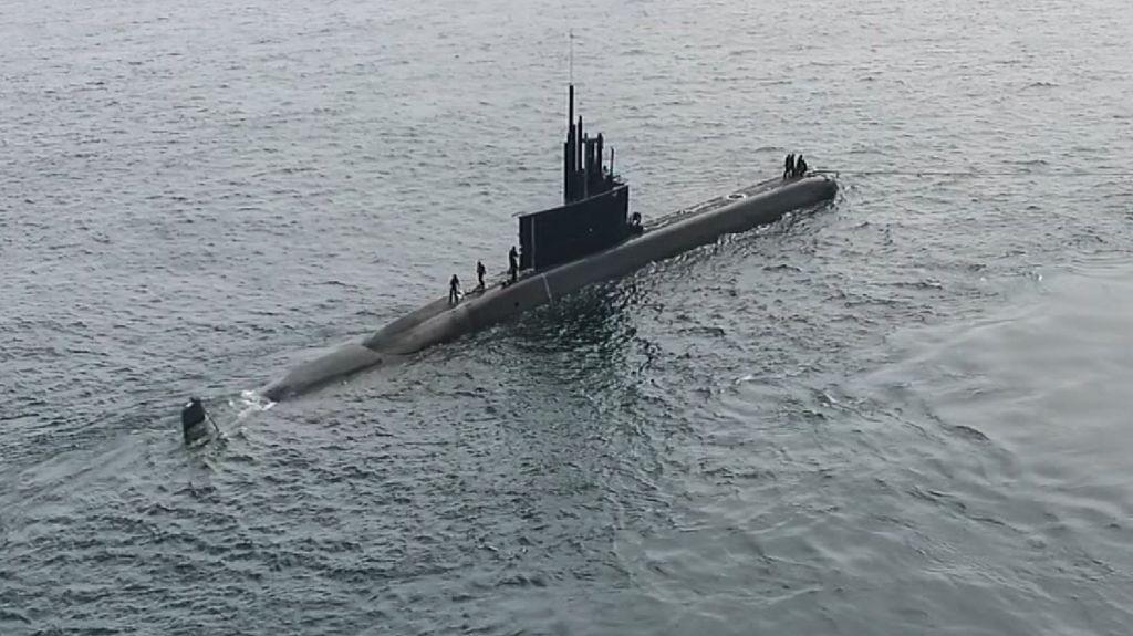 Spesifikasi Kapal Selam Alugoro-405, Kapal Selam Pertama Buatan Indonesia
