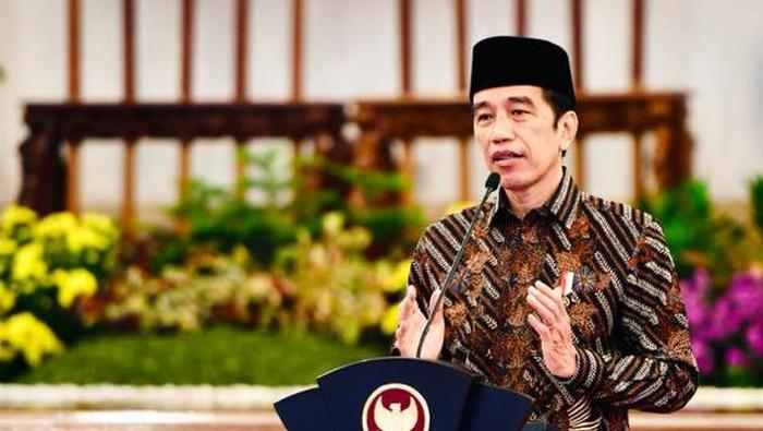 Presiden Jokowi (Foto: Laily Rachev - Biro Pers Sekretariat Presiden)