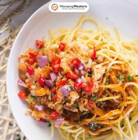 rekomendasi tempat makan di BINUS Syahdan