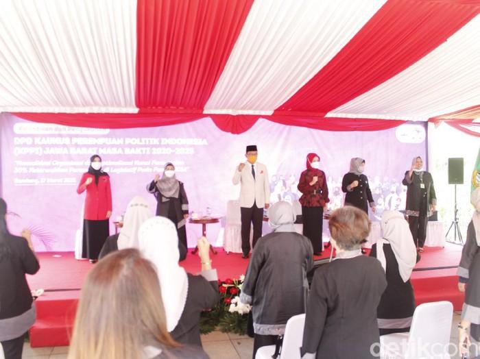 Ridwan Kamil mengusulkan pendirian sekolah politik perempuan