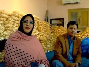 Viral TKW Miliarder di Mekkah yang Tak Lulus SD, Awalnya Pedagang Kaki 5