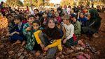 Sejarah Suram Anak-anak Suriah dalam 1 Dekade