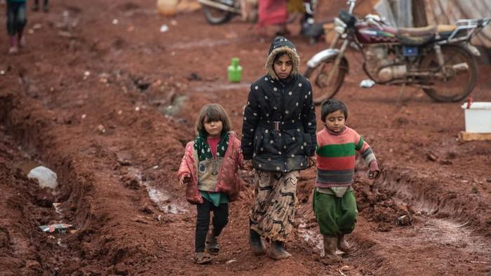 Setelah 10 tahun konflik, situasi anak-anak di Suriah tidak pernah seburuk ini. Hak-hak mereka dirampas, kerawanan pangan dan jatuhnya ekonomi.