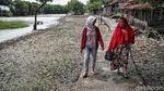 Sosok Tangguh Pelopor Nelayan Wanita di Demak