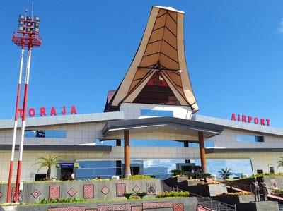 Diresmikan Jokowi, Ini Profil Bandara Toraja yang Pangkas 9 Jam Perjalanan Darat