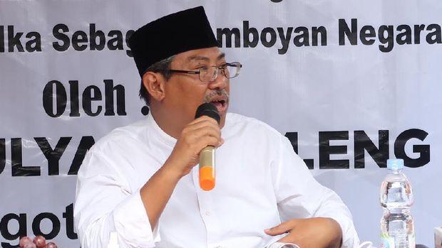 Anggota DPR Fraksi PKS, Mulyanto. (Dok Mulyanto/pakmul.id)