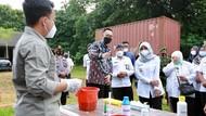 Hebat, Anak Muda Ini Ekspor Perdana Produk Pereduksi Pestisida