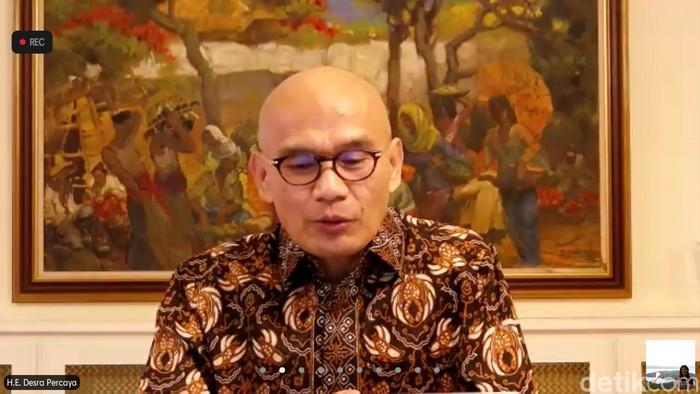 Duta Besar Indonesia untuk Inggris, Desra Percaya