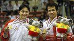 Foto Top 10 Pebulutangkis Indonesia yang Juara Dunia