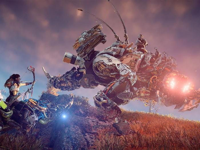 Sony gratiskan game Horizon Zero Dawn dan sembilan game lainnya