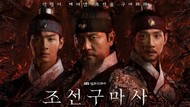 Sinopsis Joseon Exorcist: Drama Korea yang Punya Aura Gelap