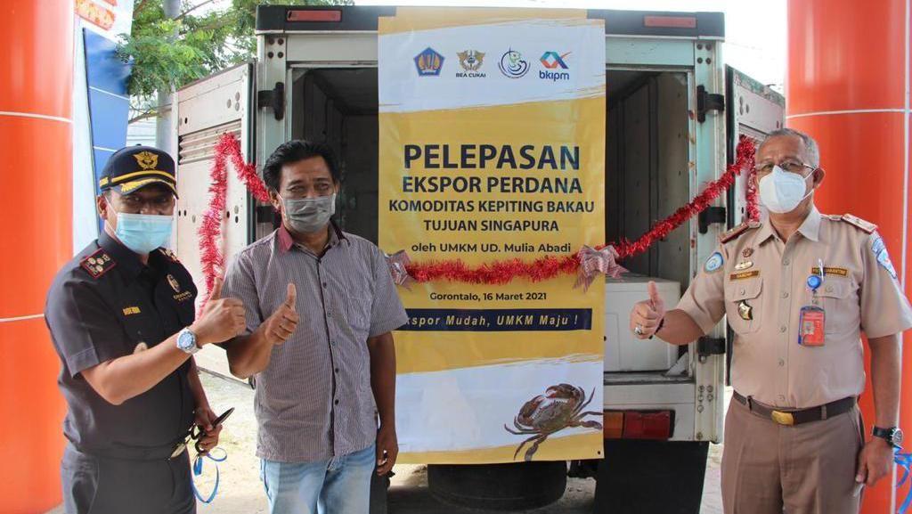 Gorontalo Sukses Ekspor 4.708,6 kg Produk Perikanan, Ini Rinciannya