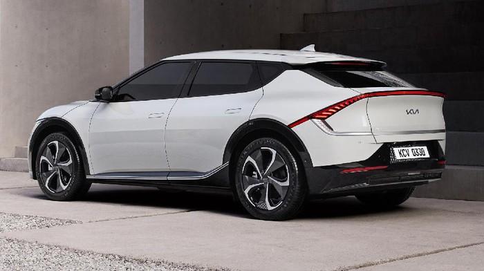 Mobil listrik KIA EV6