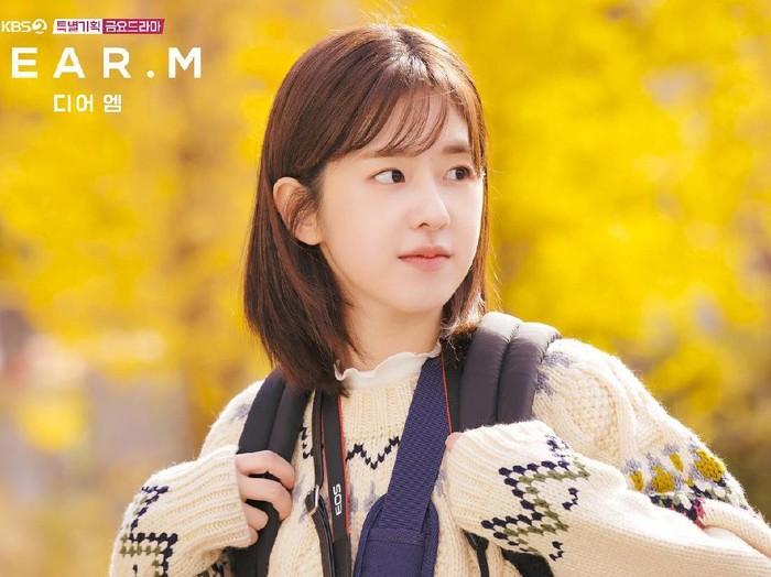 Park Hye Soo pemain drama Korea Dear M membantah tuduhan melakukan bullying. Foto: dok. KBS2