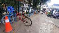 Meski Sepi, #ParkirUntukSepeda Bisa Dukung Budaya Bersepeda di Jakarta