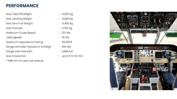 Pesawat CN235-220 MPA (Dok. PT DI)
