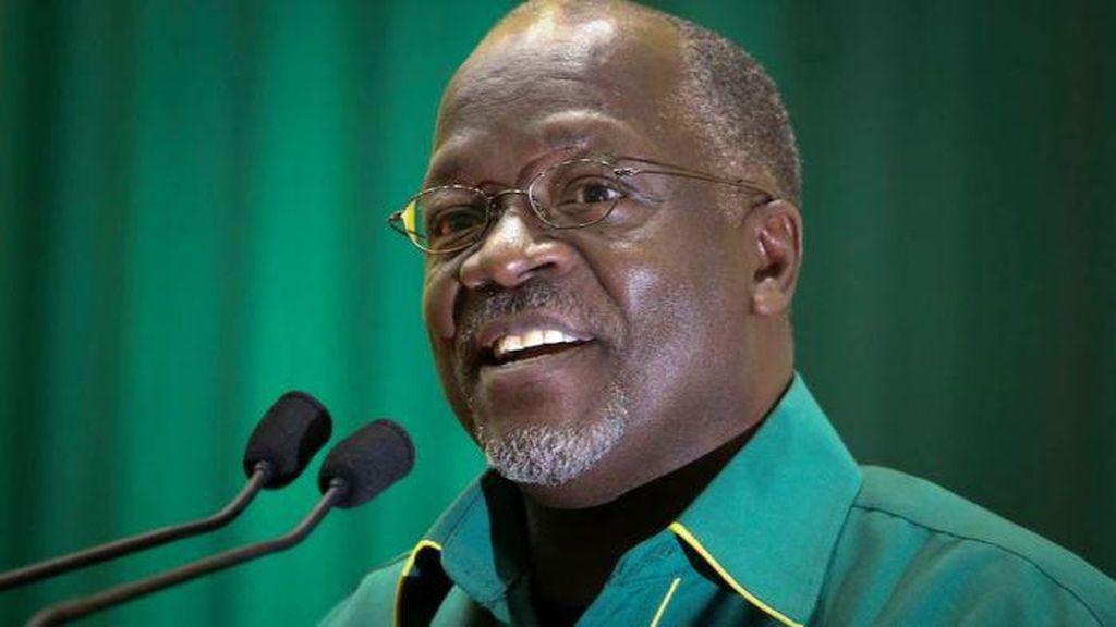 Sempat Menghilang dari Publik, Presiden Tanzania Dikabarkan Meninggal Dunia
