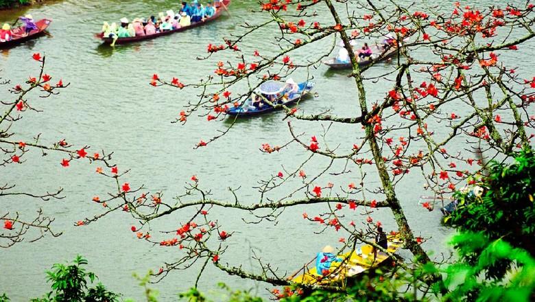 Sungai Parfum di Vietnam