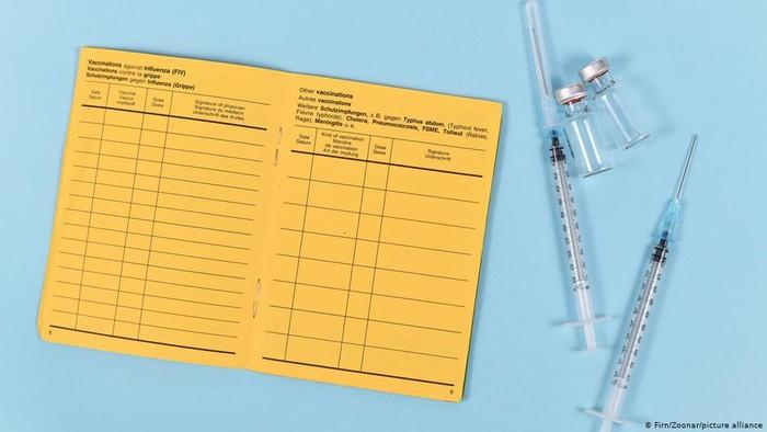 Uni Eropa Rencana Luncurkan Sertifikat Vaksin pada Musim Panas