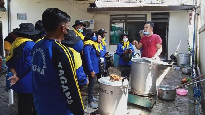 Kemensos RI Bentuk Kampung Siaga Bencana di Pacitan Waspadai Megathrust