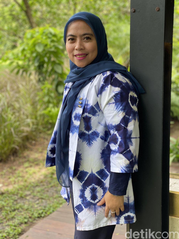 Ketua KPU DKI Jakarta Betty Epsilon Idroos