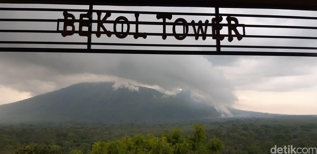 Menara Bekol di Taman Nasional Baluran