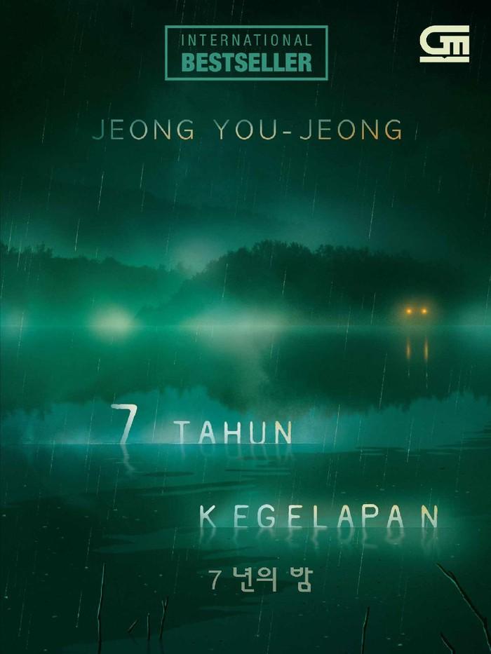 Novel Terlaris Korea 7 Tahun Kegelapan diterbitkan oleh Gramedia Pustaka Utama