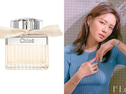 Parfum Mewah Artis Korea, Fleur De Parfum Eau de Parfum, Son Ye Jin