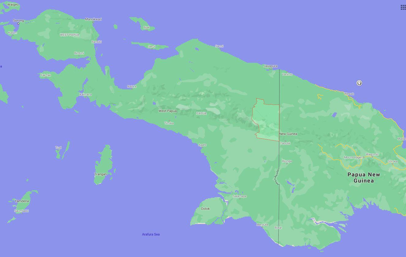 Pegunungan Bintang Papua