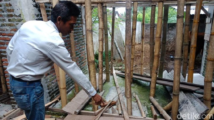 pembangunan masjid di jombang