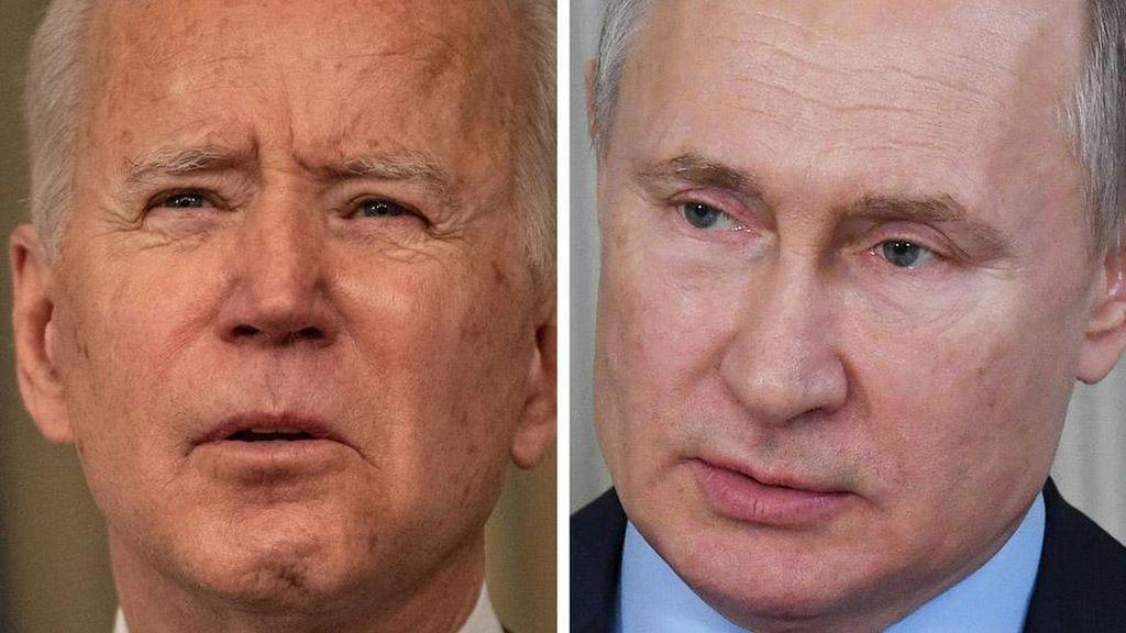 Giliran Putin Sebut Biden Seorang Profesional Beda dengan Trump!
