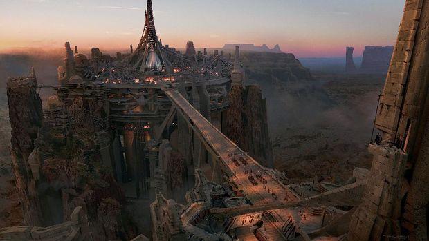 Planet Mars dalam 8 Film Fiksi Ilmiah