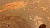 Seram, Ribuan Letusan Gunung Api Raksasa Pernah Teror Mars