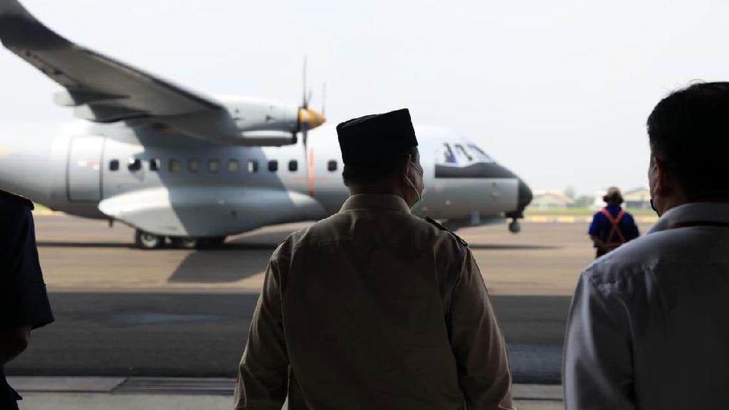 3 Fakta Prabowo Ekspor Pesawat ke Senegal Pakai Skema NIA