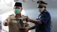 Prabowo Serahkan Pesawat Made in RI ke AU Senegal