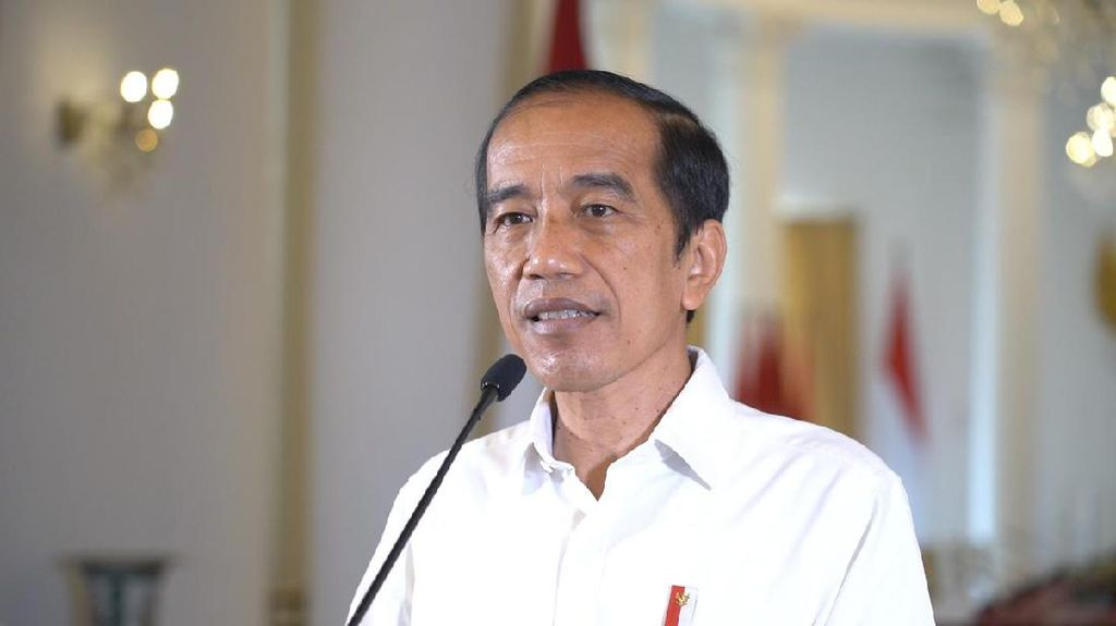 Jokowi Buka Suara soal Pradesain Garuda Istana Negara Karya Nyoman Nuarta