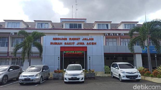 Rumah Sakit Jiwa (RSJ) Aceh (Agus Setyadi/detikcom)