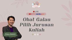 Live! e-Life: Obat Galau Pilih Jurusan Kuliah