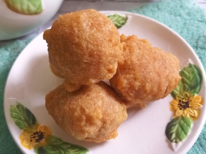 Bakso Ayam Goreng